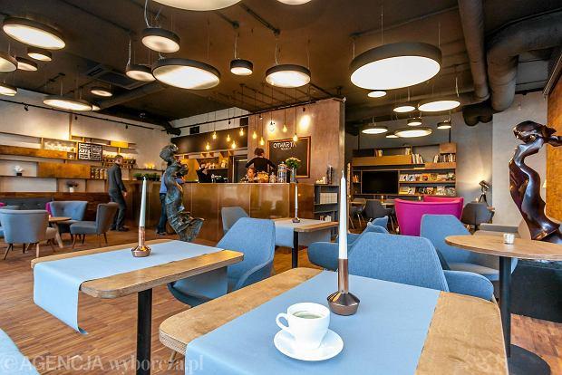 05.12.2014  Gdansk . Restauracja Otwarta . Fot. Dominik Sadowski / Agencja Gazeta