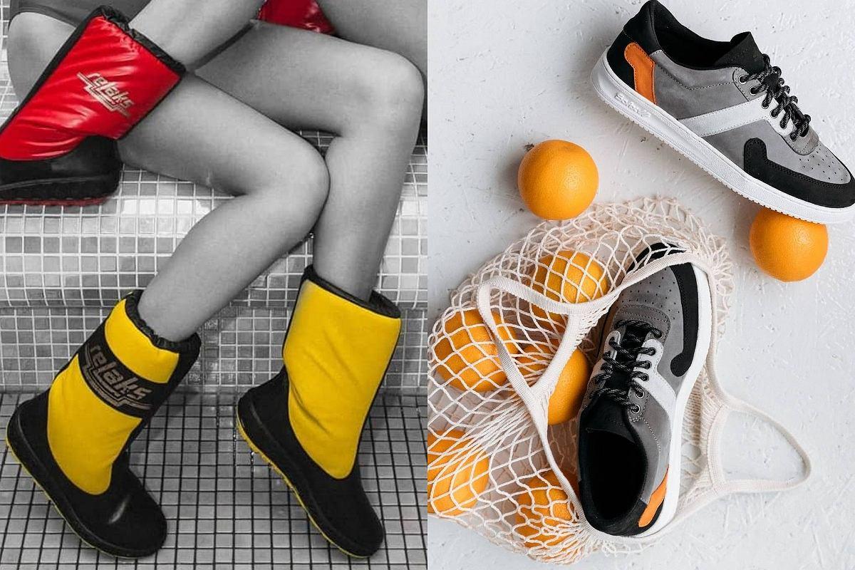 Moda W Duchu Prl U Wraca Na Salony Kultowe Buty Z Lat 90 Przezywaja Renesans