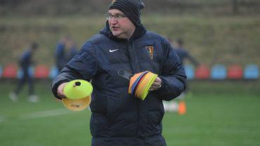 Trener Pogoni Szczecin - Czesław Michniewicz
