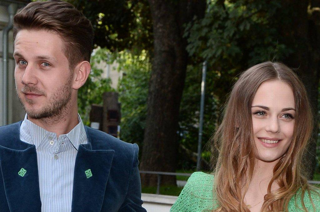 Antoni Królikowski i Katarzyna Sawczuk
