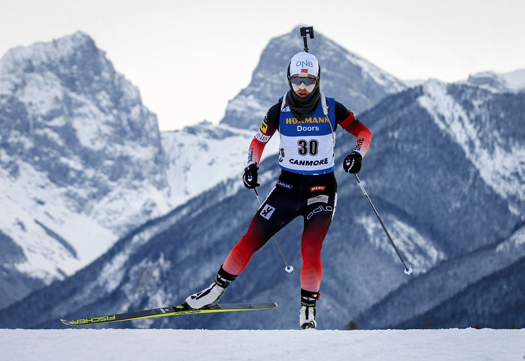 Tiril Eckhoff w Canmore