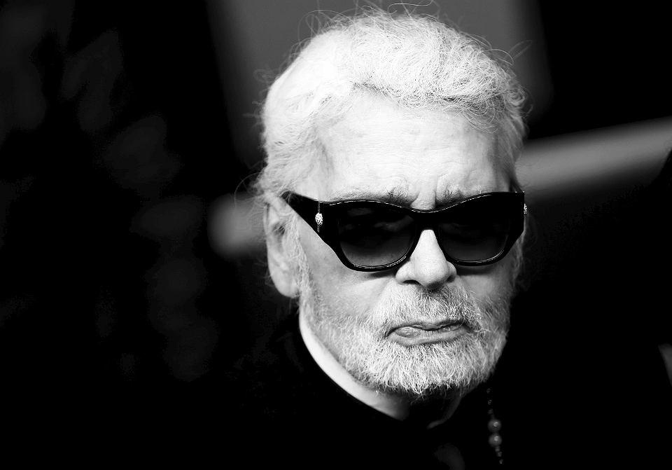 Zmarł Karl Lagerfeld