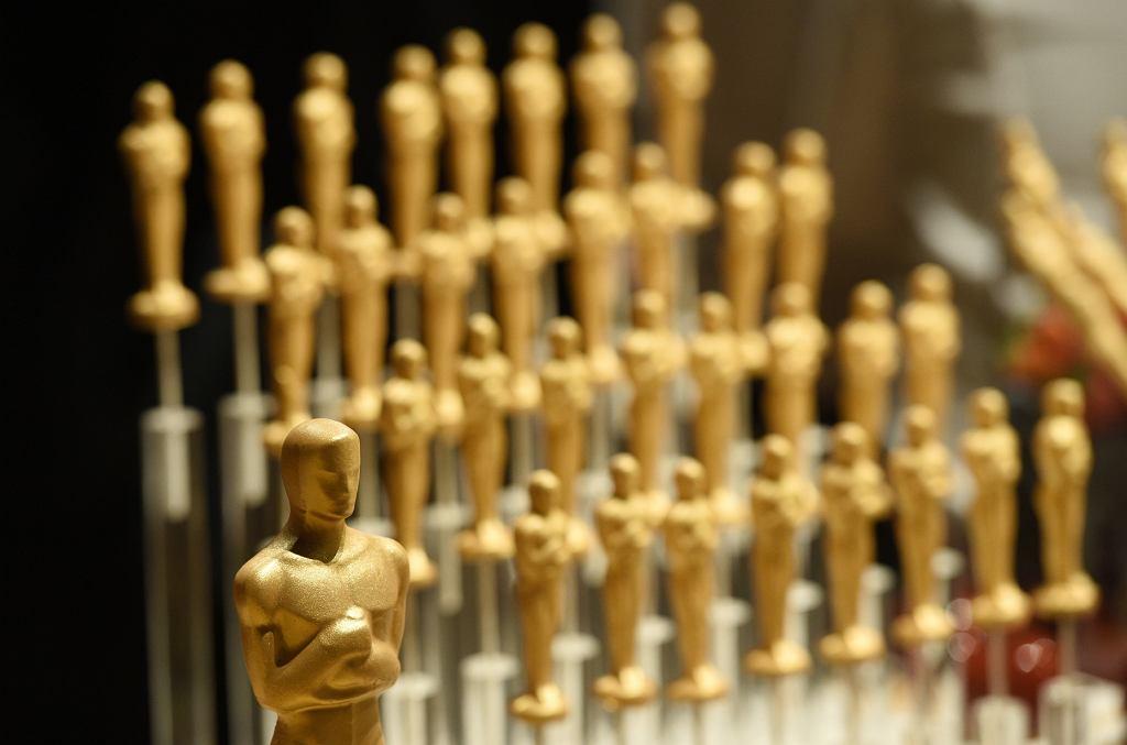 Czekoladowe Oscary, pokryte złotem