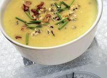 Zupa z orzechów włoskich - ugotuj