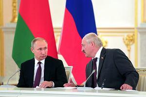 Białoruś dostała kredyt z Rosji. Akurat po rozpoczęciu wspólnych manewrów
