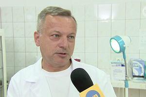Jak oni to zrobili? Lekarze z Poznania opowiadają o operacji usunięcia guza o wadze ponad 17 kg