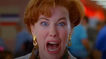 Catherine O'Hara - mama z filmu 'Kevin sam w domu' - po 30 latach odtworzyła kultową scenę