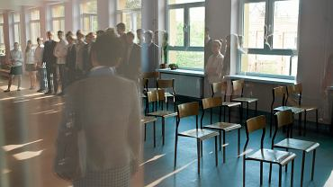 Egzamin gimnazjalny w Bydgoszczy, 23 kwietnia 2014