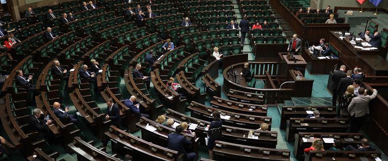 Ustawa kagańcowa przyjęta błyskawicznie. Sejm odrzucił uchwałę Senatu