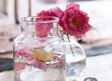 Domowa woda różana - ugotuj