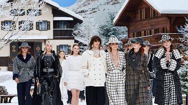 Chanel - pokaz kolekcji jesień-zima 2019/2020