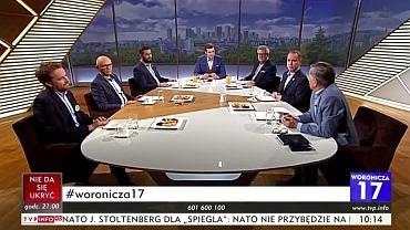 'Woronicza 17' w TVP Info