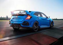 Nowa Honda Civic Type R. Garść nowości, ale najważniejsze pozostaje bez zmian
