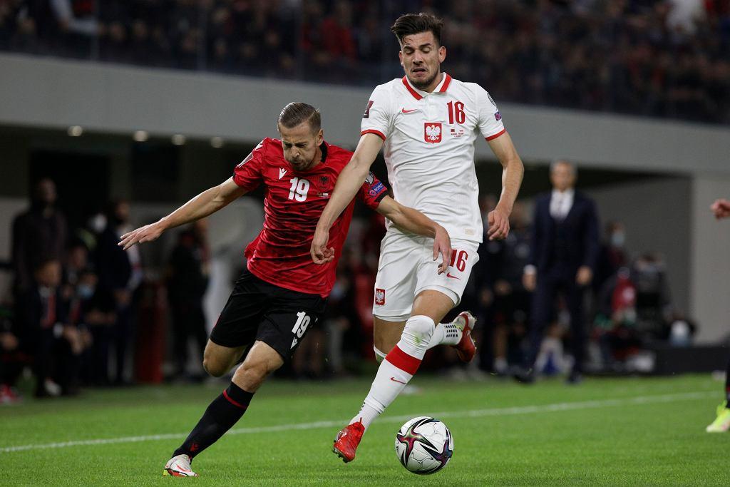 Albania - Polska. Skandaliczne zachowanie albańskich kibiców