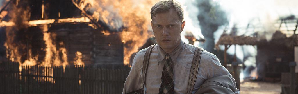 Kadr z filmu 'Kurier'