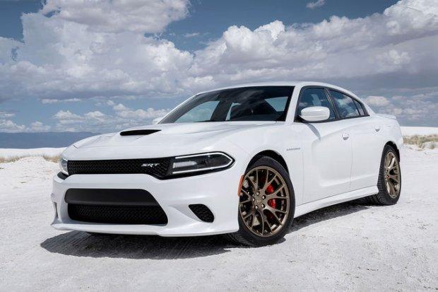 Dodge Charger SRT Hellcat | Najsilniejszy czterodrzwiowy musclecar na świecie