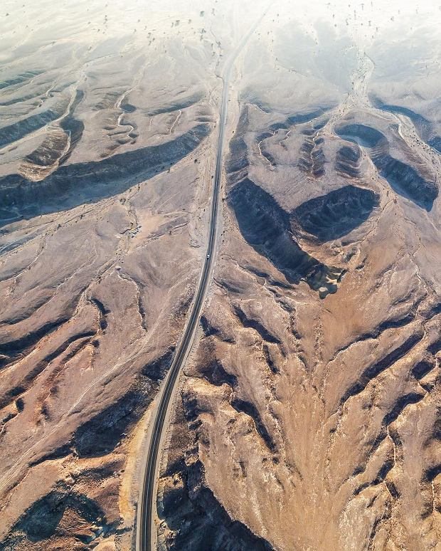 Wadi Ghul, tzw. Wielki Kanion