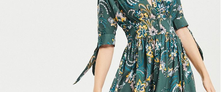 Zjawiskowe sukienki we wzory: te modele kupisz taniej niż myślisz!