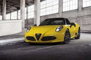 Salon Detroit 2015 | Alfa Romeo 4C Spider | Nareszcie oficjalnie