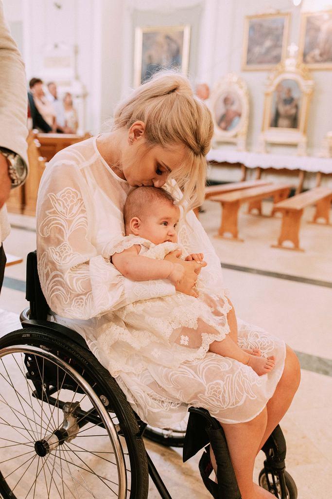 Mama na wózku: Chciałabym, żeby widok 'wózkersa' nie był czymś dziw