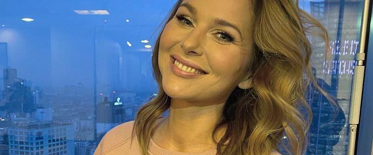 Paulina Sykut rozpoczęła już przygotowania do nowej edycji TzG. Po zdjęciach zajadała się marchewkami. Naszą uwagę zwrócił jej modny dres