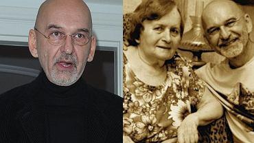 Mariusz Czajka z matką
