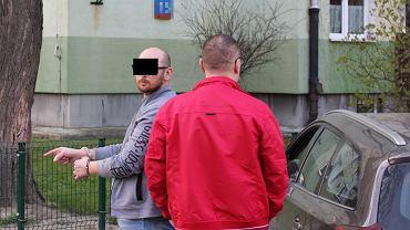 Policja z Wołomina zatrzymała złodzieja samochodów. Był poszukiwany trzema listami gończymi