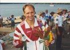 Ostatni medalista olimpijski Zawiszy robi polityczną karierę