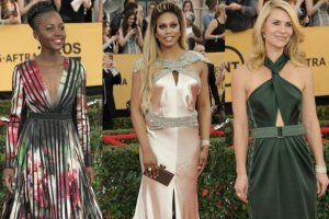 Lupita Nyong'o, Laverne Cox, Claire Danes