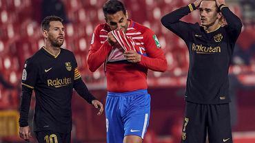 Barcelona była o włos od odpadnięcia z Pucharu Króla. Potworne męczarnie i awans po dogrywce