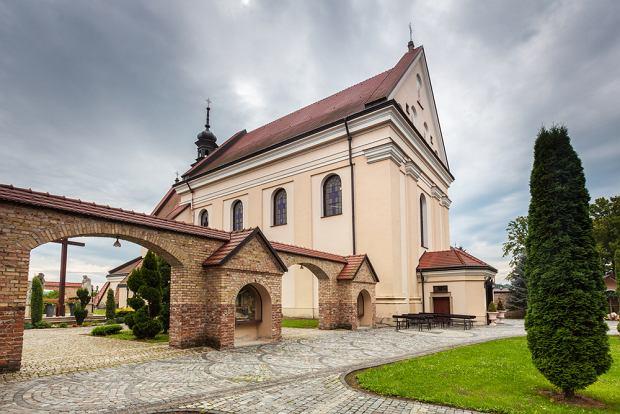 Klasztor franciszkański w Bieczu