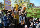 Wielki marsz niezgody idzie pod Ministerstwo Edukacji