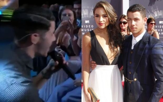Nick Jonas i Olivia Culpo