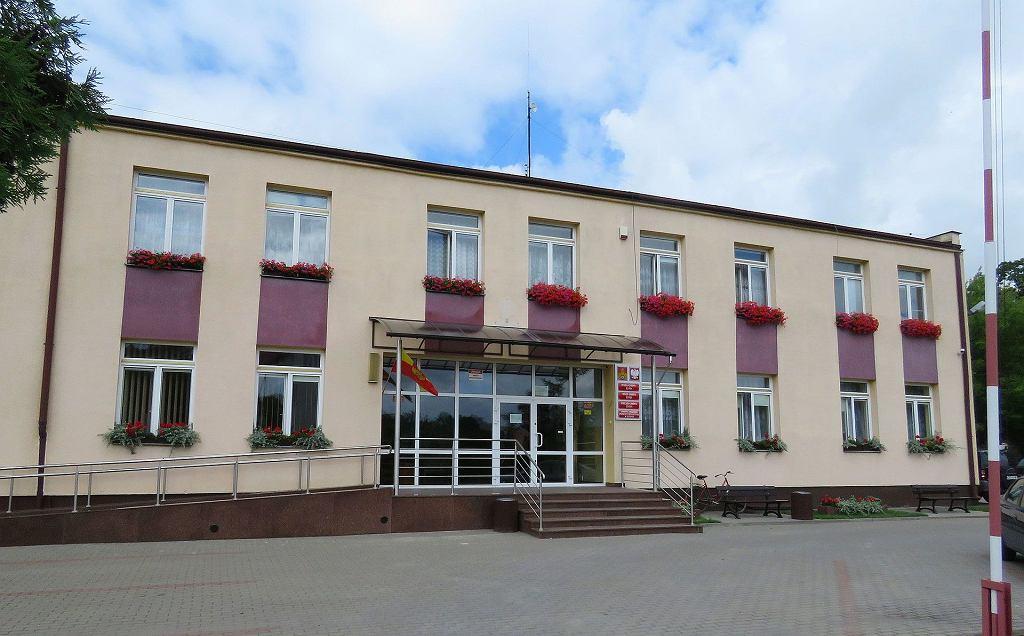 Urząd gminy w Rypinie