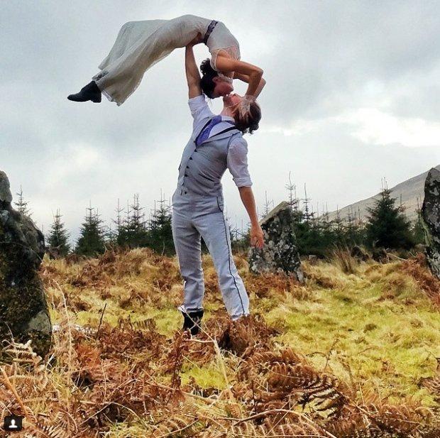 Ślub w Irlandii