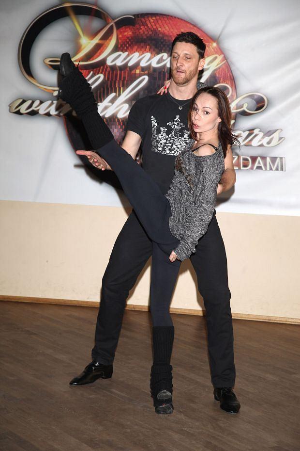 Piotr Gruszka i Nina Tyrka