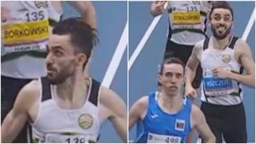 Adam Kszczot pokonany w biegu na 800 metrów podczas Halowych Mistrzostw Polski w Toruniu