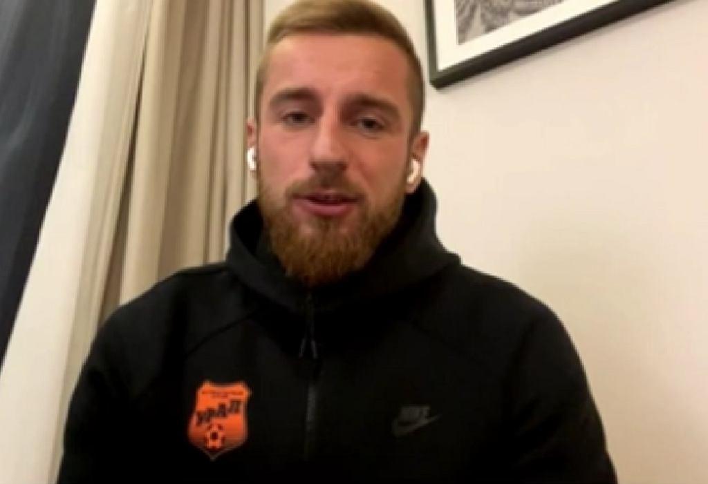 Rafał Augustyniak w Sekcji Piłkarskiej