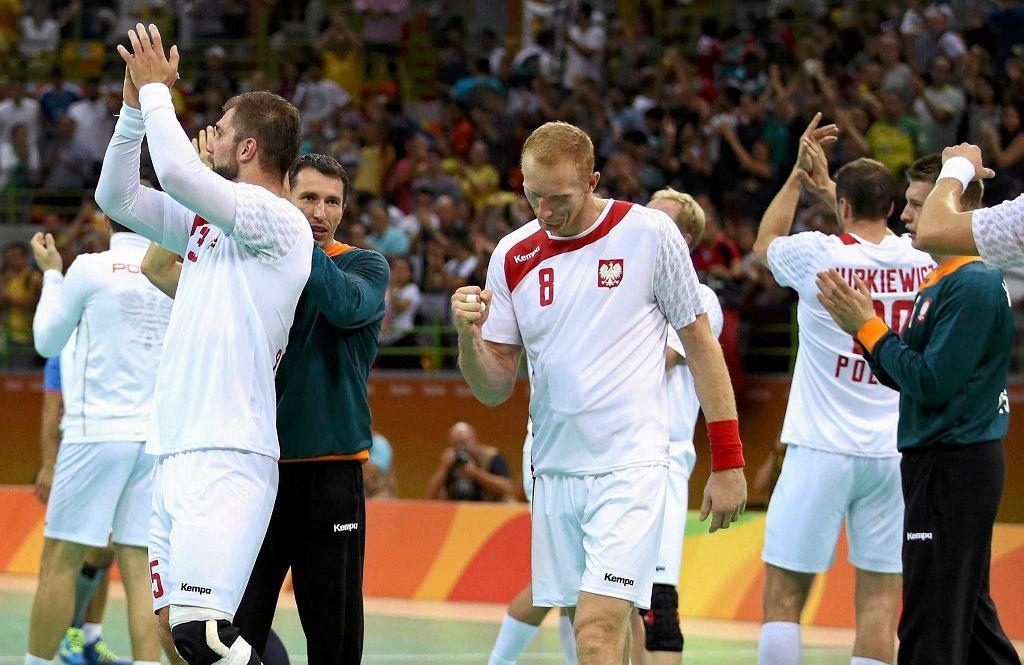 Rio 2016. Polska - Chorwacja