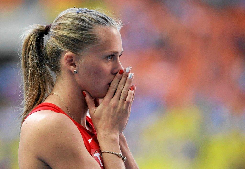 Ksenia Ryżowa została zawieszona za doping w 2014 r.