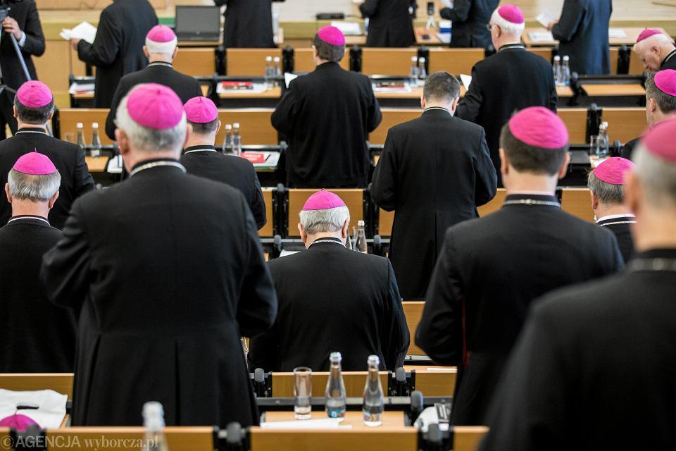 Zebranie plenarne Konferencji Episkopatu Polski, Lublin 12.10.2017.