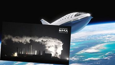 Spektakularna wpadka SpaceX. Marsjański statek Starship rozpadł się podczas testu
