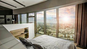 Apartamenty na wynajem w Sky Tower