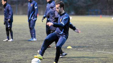 Testowany Pavle Popara strzelił jedyną bramkę dla Pogoni