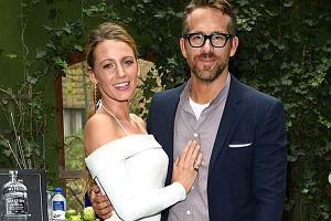 Blake Livley intensywnie się odchudzała. Wyszła z mężem na imprezę w obcisłej sukni - wygląda rewelacyjnie