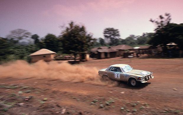 Rajd Bandama 1979 r.