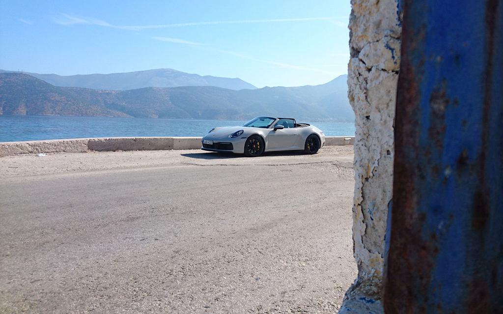 Porsche 911 992 Carrera 4S Cabrio