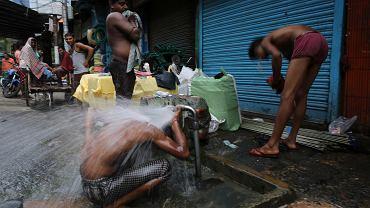 Upały w Indiach, 4.06.2019