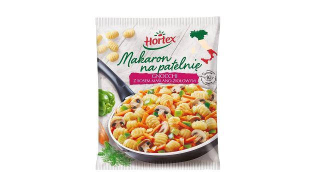 We włoskim stylu - nowe Makarony na Patelnię Hortex