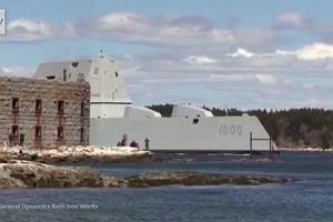 Okręty klasy Zumwalt - klapa futurystycznej rewolucji US Navy